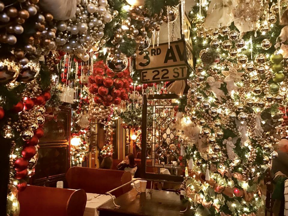 Best Holiday Restaurants - Rolf's NYC